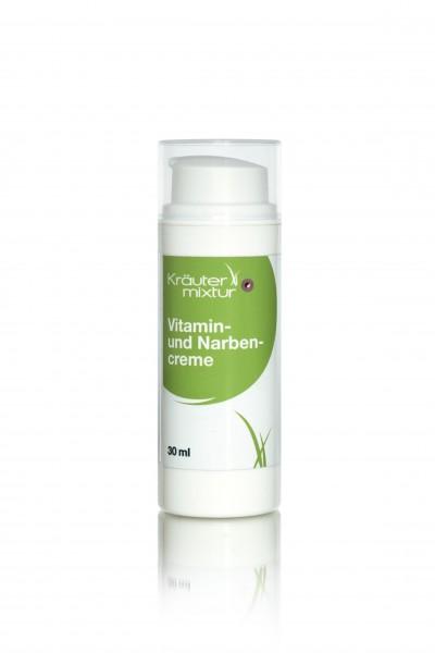 Kräutermixtur Vitamin- und Narbenbalsam 30 ml Airless Dispenser