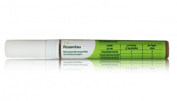 Kräutermixtur 14 Rosentau Spray >>> Ihr idealer Reisebegleiter