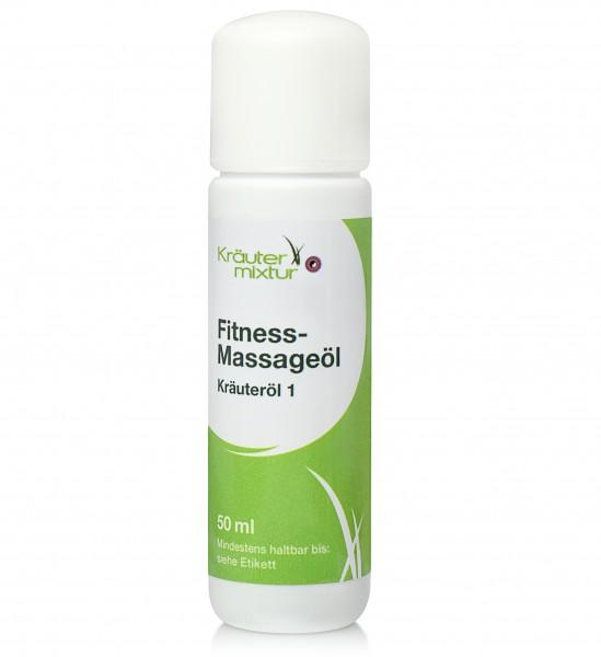 Kräutermixtur Fitness-Massageöl - 50 ml Kräuteröl 1