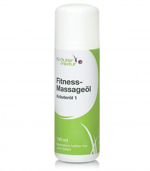 Kräutermixtur Fitness-Massageöl - 100 ml Kräuteröl 1