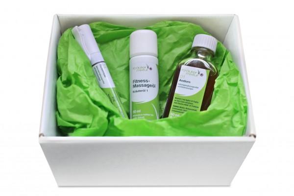 Kräutermixtur - Geschenkkorb klein
